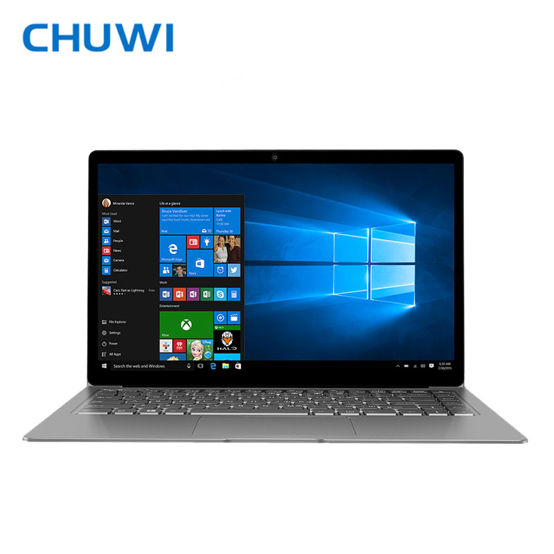 CHUWI Official! CHUWI LapBook Air Laptop Windows 10 Intel Apollo Lake N3450 Quad Core 8G ...