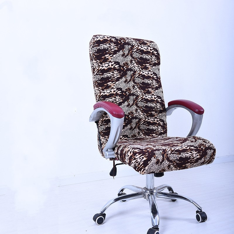 S/M/L Spandex Office Chair Covers Slipcover Armrest Cover Computer Seat  Cover Stool Swivel Chair Elastic Seat Cover Antimacassar In Chair Cover  From Home ...
