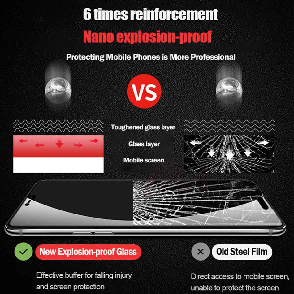 9D กระจกนิรภัยสำหรับ Xiao mi mi 9 SE 9T Pro CC9 CC9e แก้วป้องกันหน้าจอ Xio mi สีแดง mi หมายเหตุ 7 K20 หมายเหตุ 6 Pro ป้องกัน