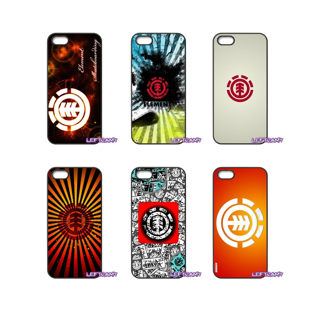 Fashion Element Skateboard Hard Phone Case Cover For Samsung Galaxy Note 2 3 4 5 8 S2 S3 ...