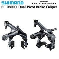 Shimano Ultegra BR R8000 R8000 Road Bike Bicycle Double Pivot Brake Caliper Front + Rear Set