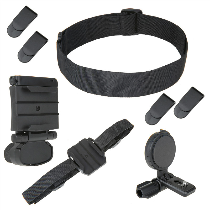 DZ-UHM1 Universal Head Mount Kit for Sony Action Camera HDR AS30V / AS100V / AS15