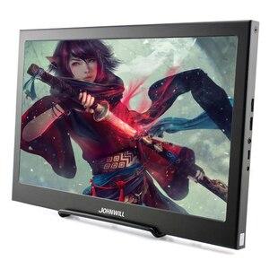 Image 1 - HDMI Monitor Portatile da 13.3 pollici 2K per PC PS4 Xbox 360 Raspberry Pi 3 B 2B IPS LCD LED display del computer portatile