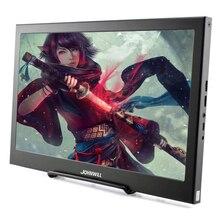 Monitor hdmi portátil 13.3 polegada 2 k para pc ps4 xbox 360 raspberry pi 3 b 2b ips lcd led display portátil