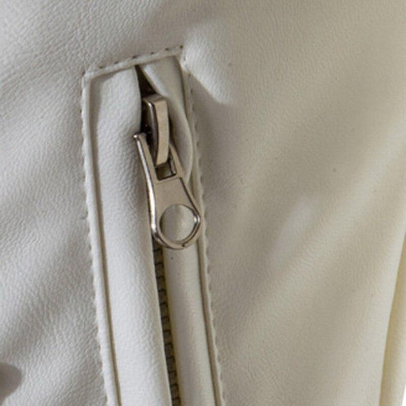 HTB1b9GsayfrK1RjSspbq6A4pFXaZ HEFLASHOR  Autumn Men Fashion Motorcycle Leather Jacket slim fit Coats Male Casaco Masculino Casual Zipper Black jacket