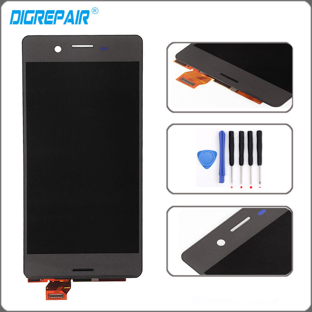 "5.0"" Black For Sony Xperia X Performance F5121 F5122 F8131 F8132 LCD Display Touch Screen with Digitizer Assembly Parts Tools"