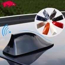 Бесплатная доставка Высокое качество автомобиль плавник акулы авто радио антенна сигнальные антенны на крышу для Renault каджары Koleos Captur укладки