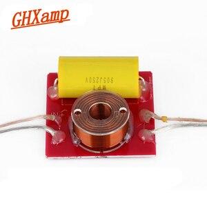 Image 2 - GHXAMP 2 sztuk głośnik wysokotonowy Crossover karta audio Car Home jednostronny drugi krok dzielnik częstotliwości DIY 150W dla 4OHM Treble