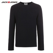JackJones Mens Slim Fit woolen sweater casual Long Sleeve Pullover Mens Top 218324521
