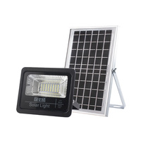 JUJINGYANG sports, football/basketball court, garden floodlight 100W high power solar floodlight