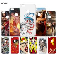 coque huawei p10 lite wonder woman