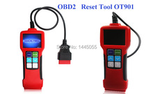 High Quality Oil Service Light (Reminder) Reset Tool QUICKLYNKS OT901 Updateable via Internet OBDII Reset Oil Code Scanner Tool