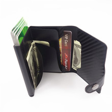Men's Carbon Fibre Wallet