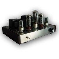 El34 Single Ended Class A Tube Amplifier Kit HiFi 5Z3P 6N9P EL34 Vacuum Tube Amplifier DIY