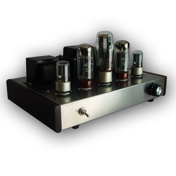 El34 Single Ended Class A Tube Amplifier Kit Hifi 5z3p