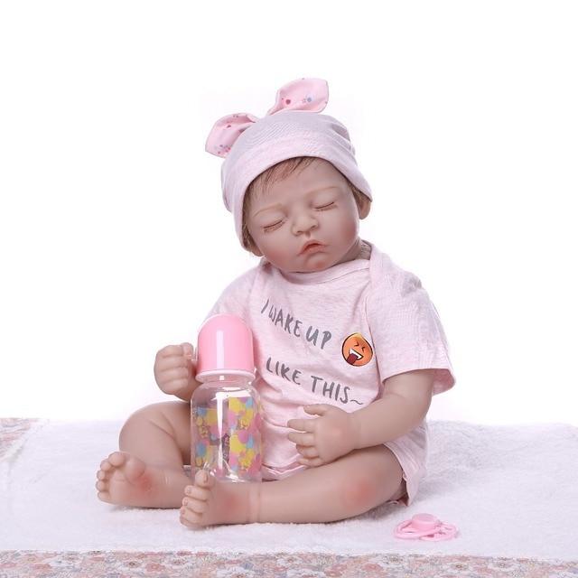 Reborn Baby Doll Newborn Toys 5