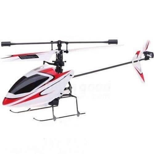 MACH WL Outdoor V911 4CH 2 4GH Single Propeller Mini Radio RC Helicopter Gyro RTF