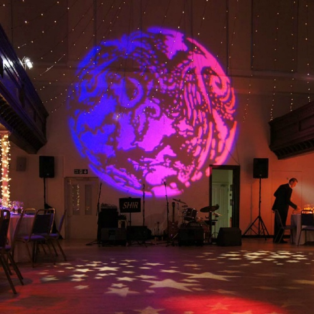 Custom Gobo Projektor Light LED 30W Wedding Gobo Monogram Lighting China Wholesale Cheap DJ Decoration Ideas Equipment Packages-in Professional Lighting ... & Custom Gobo Projektor Light LED 30W Wedding Gobo Monogram Lighting ...