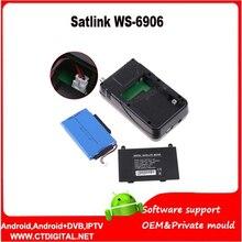 Satlink WS-6906  DVB-S FTA Digital Satellite Finder Meter TV Signal Receiver satlink ws6906 For setting