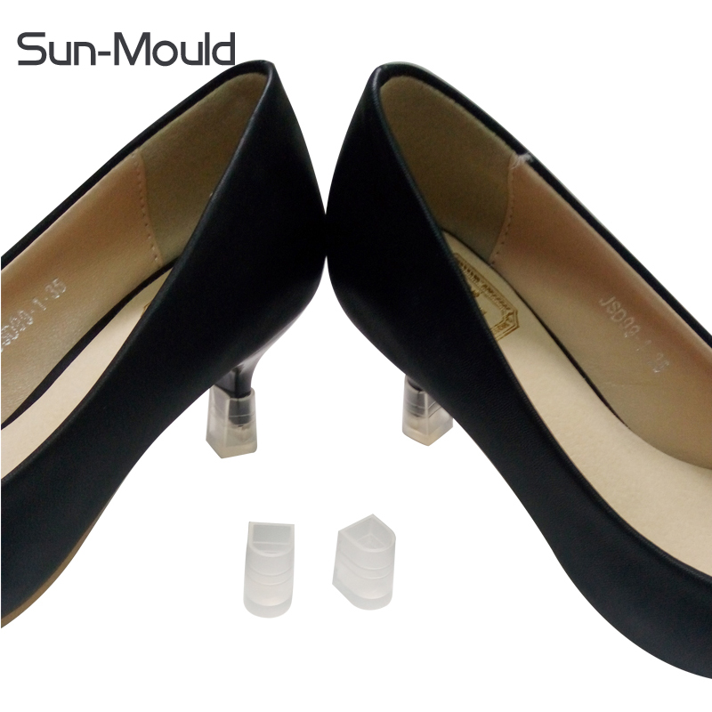6 Size daily  high Stiletto Heel Protectors protectores tacones heel cover stoppers dance latin shoes heel protector 50pairs/lot