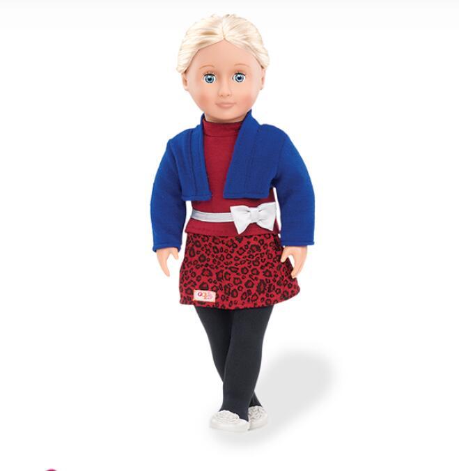 ᐊPurrfect imprimir muñeca ropa y Accesorios para 18 pulgadas muñeca ...