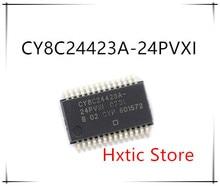 NEW 10PCS CY8C24423A-24PVXI CY8C24423 CY8C24423A-24P SSOP28 IC