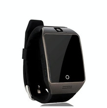 New Fashion Bluetooth Smart Watch With Camera Facebooks Twitter Smartwatch Support Sim TF Card For Apple ios Android Phone