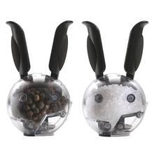 1* Прочный кролик типа Солонка и мельница для черного перца шлифовальный станок акриловая шлифовальная машина AU