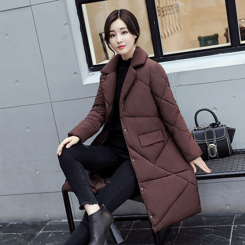 Thick Winter   Jacket   Women Coats Ladies Coats   Basic     Jacket   For Women Cotton Padded Lining Winter Female   Jackets   Coats Tops