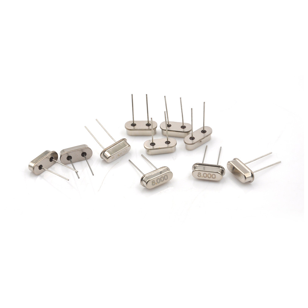 10pcs 27.000M 27MHz 27.000MHz Crystal HC-49//S Low Profile Free Shipping