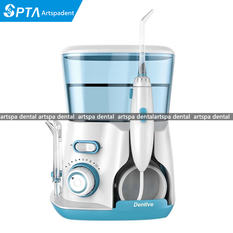 Dental Water Jet Flosser Electric Tooth Oral Care Pick Irrigator Pressure 7 Tips
