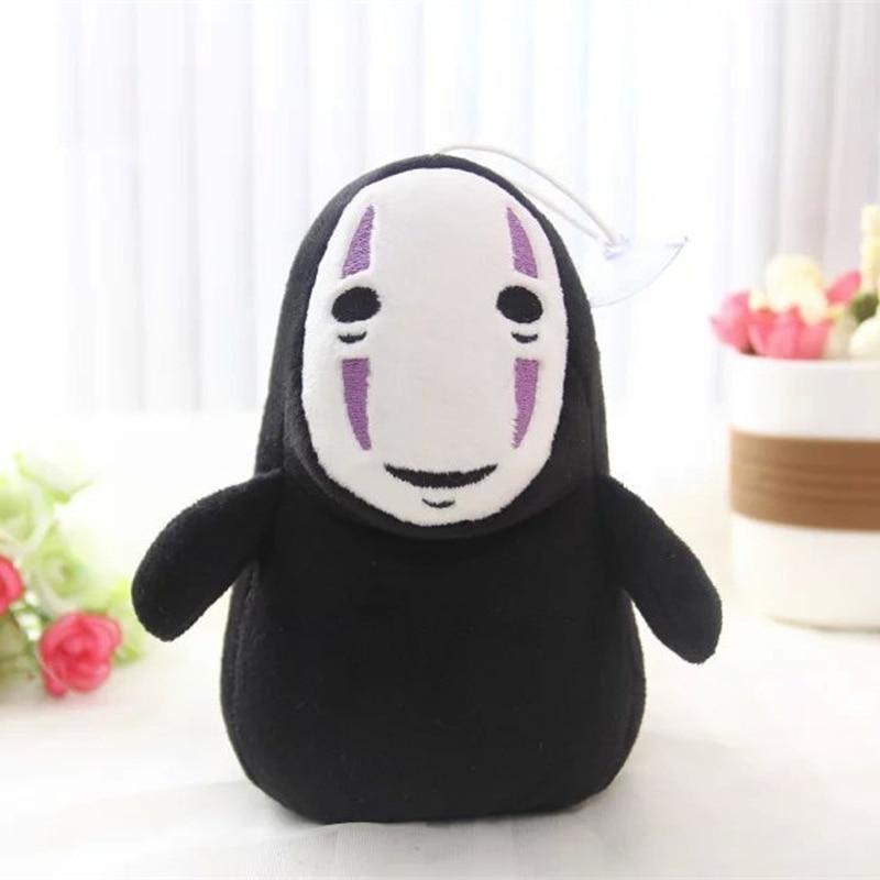Spirited Away No Face Plush Toy 15 cm 4