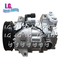 DCS-17EC A/C AC Compressor For Car Renault Laguna III 1.5 dCi 8200898810 8200898810A 8200720417