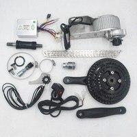 E bike conversion kit 36V 350W 450W electric bike motor conversion kit bicycle center motor Fit Electric Bicycle Kit