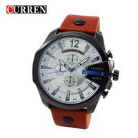Fashion Watches Man Luxury CURREN Brand Watches Men Women Male Watch Retro Quartz Relogio Masculion For