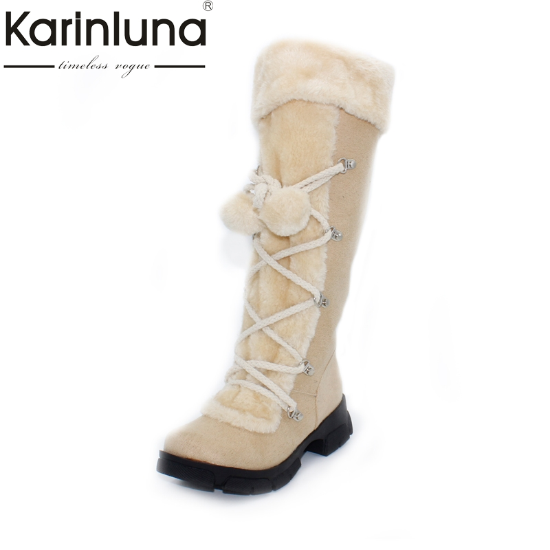 Wholesale 2017 New Hot Fashion sexy ladies Platform Boots Women Knee High boots winter women shoes