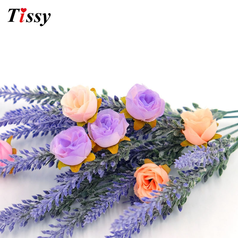 Mini artificial rose flower heads multicolor small tea rose silk mini artificial rose flower heads multicolor small tea rose silk flowers for party wedding craft supplies decorative flowers in artificial dried flowers mightylinksfo