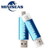 Miniseas Usb Flash Drive 8GB 4GB Pendrive 64GB 32GB 16GB Memory Usb Stick Flash Drive