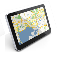 5 Inch Car GPS Navigator FM/4GB/DDR128M Truck GPS Navigation Map For Russia/Belarus/Europe/ Israel/Australia/US+Canada Sat Nav