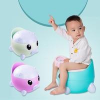 Baby potty toilet bowl training pan toilet seat children's pot kids bedpan portable urinal cute pot