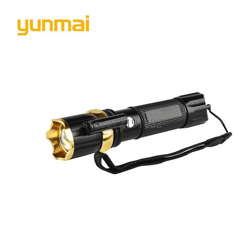 Powerful UV Red Laster+XML-T6 Led Flashlight 4000 lumen Hunting Tactical Flash Light Lantern Lamp Torchuse 18650/AAA Battery