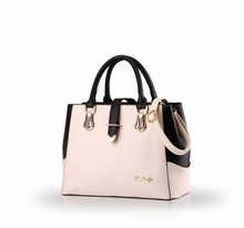 Nicole&Doris New Handbag Female Women Bag Shopping Bag Casual Shoulder Bag Cross-body Work bag Handbags For Girls