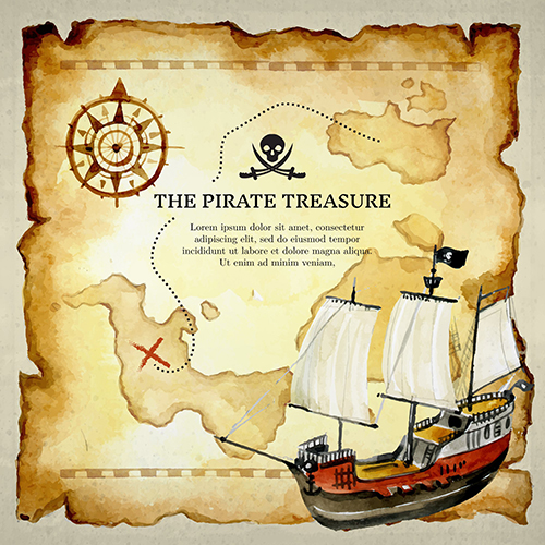 Old World Pirate Ship Theme Map photography studio background Vinyl cloth High quality Computer printed wall  backdrops hot sale 2017 cost effective best price lockable security metal key cabinet storage box safe 20 tags fobs wall mounted