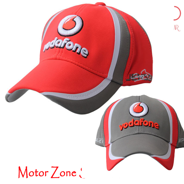 09ee8ee09b6 Free Shipping F1 McLaren driver racing Embroidering baseball caps snapback  casual hat trucker hat C11F