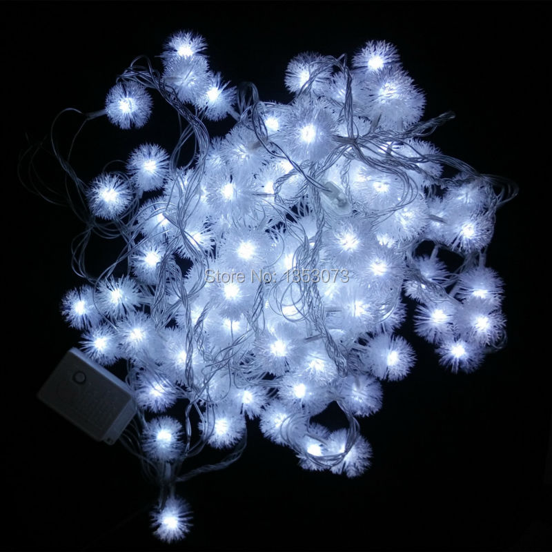 cluster leds warm lumineo lights white light snowball
