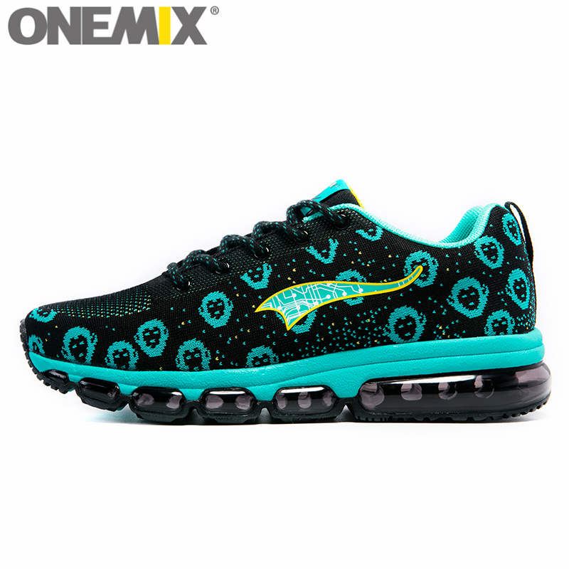 New Arrival onemix Air Fly weave Men Running Shoes for Women Outdoor Breathable Sport Ladies Run Sneakers Jogging Trail Trainers apple summer new arrival men s light mesh sports running shoes breathable fly knit leisure comfortable slip on sneakers ap9001