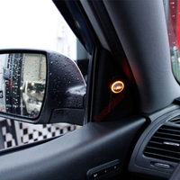 Microwave Blind Spot Detection System BSD BSA BSM Millimeter Wave Blind Spot Monitoring Assistant Car Driving Safe Parking Radar