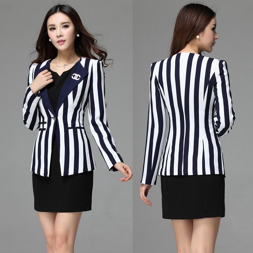 Aliexpress.com : Buy Formal Dress Suits for Women Work Wear Suits ...