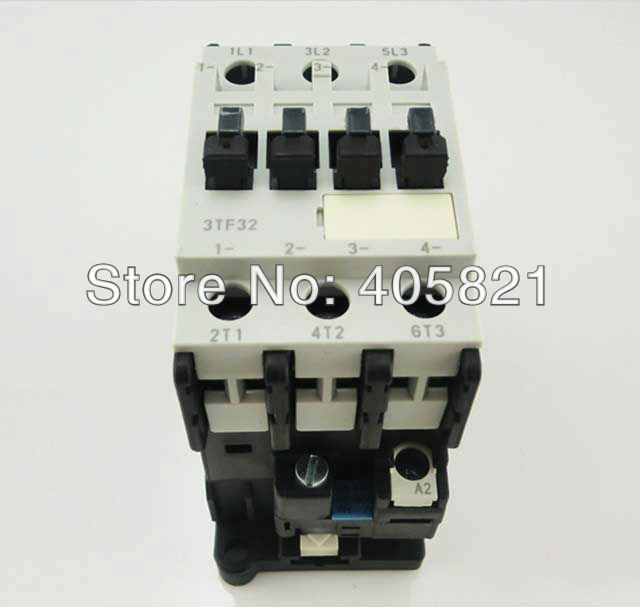 110V AC Coil 2NO 2NC Contact Type Auxiliary Contactor Relay JZC4-22