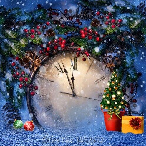 10X10ft photography background for Christmas vinyl computer printing backdrops Christmas fireplace photography backgrounds L-853 retro background christmas photo props photography screen backdrops for children vinyl 7x5ft or 5x3ft christmas033